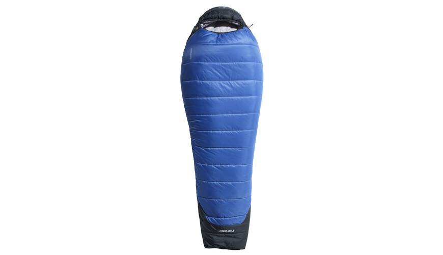 Nordisk Gormsson -10° Slaapzak XL blauw/zwart
